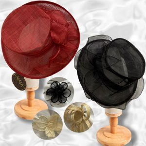 specialty hats and clips