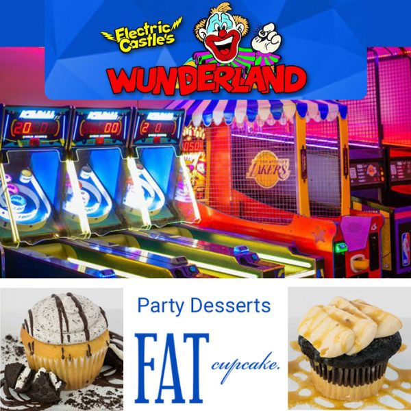 electric wunderland and fatcupcakes