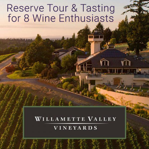 willamette valley vineyards