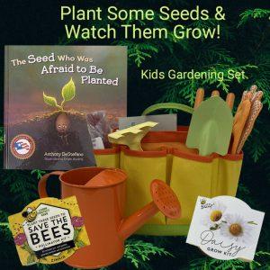 kids gardening gift