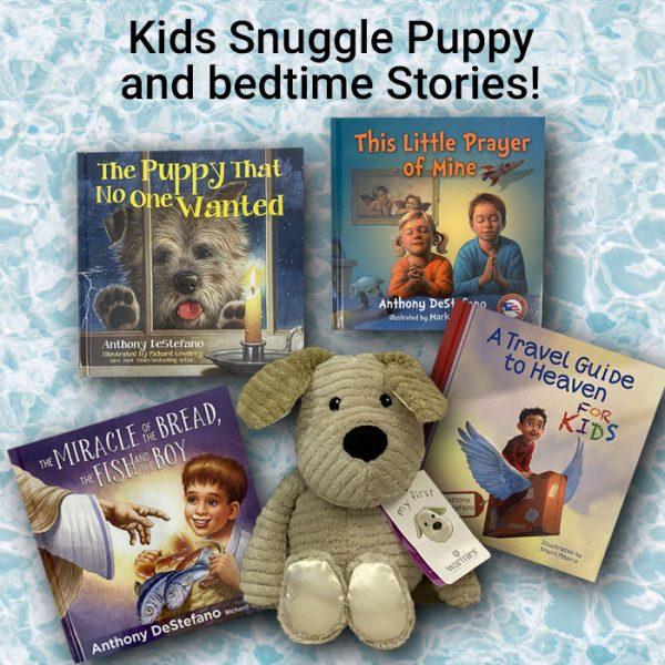 cozy puppy books bundle