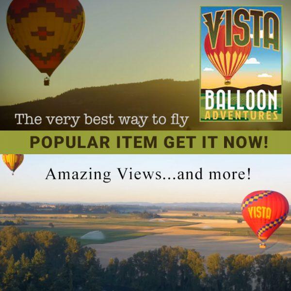 vista balloon adventures