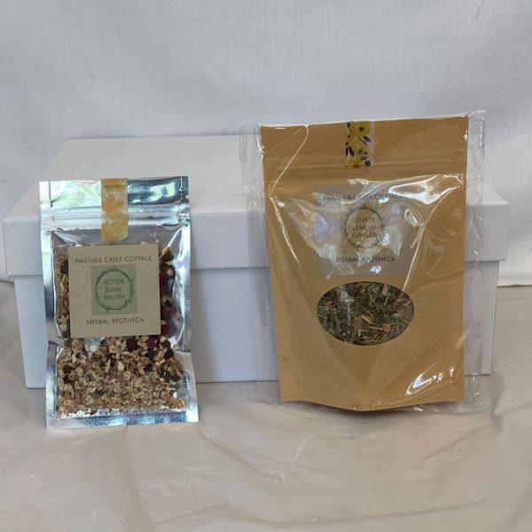 pcc tea and both broth