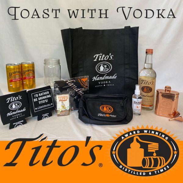 tito's handmade vodka bundle
