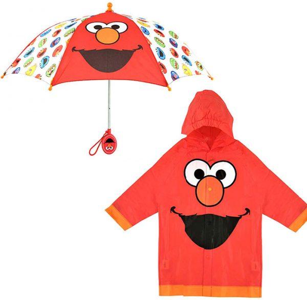 elmo rain gear